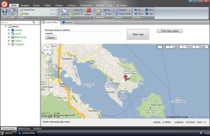 Create a map in Sitecore