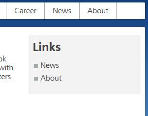 List of Links