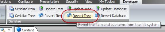 Revert Tree