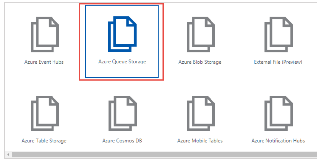 Azure Queue Storage