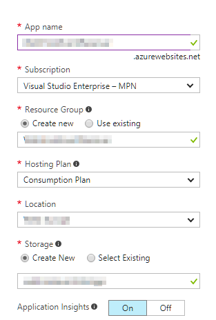 Webhook Event Receiver with Azure Functions | Brian