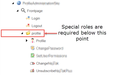 Special Roles Are Required Below this Folder