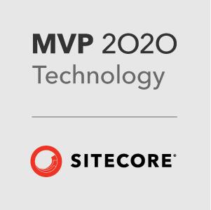 Sitecore MVP 2020