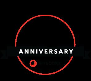 Sitecore MVP 10 year anniversary
